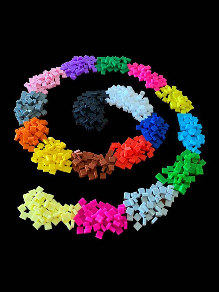 dodocraft pixel colors